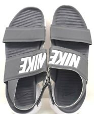 58c3b56173c3 Nike Tanjun Sandals Gray   White US Size 9 - FREE SHIPPING - BRAND NEW