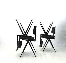 COMPASS Chairs Stuhl, 50er industriele design