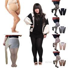 Neu Sexy Damen Mädchen Übergröße Strumpfhose Umstandsstrumpfhose Strümpfe Socken