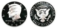 2007 S KENNEDY HALF  DOLLAR GEM DCAM PROOF from PROOF Set