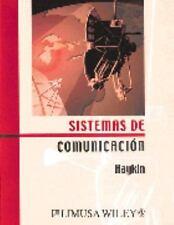 Sistemas de comunicacion/ Communication Systems (Spanish Edition)