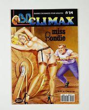 BD adultes  BD Climax, Miss Bondie