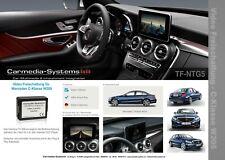 Video TV DVD Freischaltung Mercedes NTG5 NTG5.1 NTG5.5 NTG5.5SE GLC X253