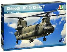 Italeri 2779 1:48 Chinook HC.2/CH-47F Helicopter