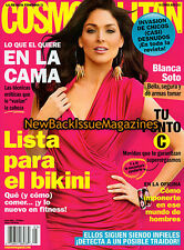 Spanish Cosmopolitan 5/12,Blanca Soto,May 2012,NEW
