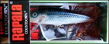 VERY RARE RAPALA COUNTDOWN CD 7 cm MU (Mullet) color (FINLAND made!!)