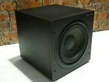 Bowers & Wilkins B&W ASW608 Active Powered Home Cinema Subwoofer Loudspeaker