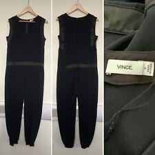 BNWOT - Vince Navy & Black Jumpsuit - Sz Vince 8 (UK 12)