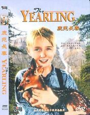 The Yearling  All Region DVD 1947 Gregory Peck, Jane Wyman, Clarence Brown NEW