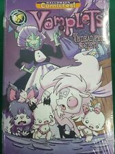 Vamplets The Undead Pet Society 2018 Halloween ComicFest Action Lab Mini Comic