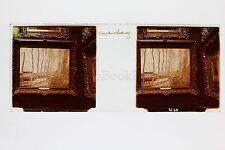 Musée du Luxembourg Peinture de Sisley ParisPlaque de verre stéréo