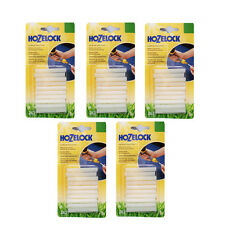 5x Hozelock 2621 Car Care Shampoo Soap Sticks Wax for Car Brushes - Pack of 10