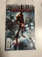Ultimate Fallout (2011) # 4 (NM) 1st App Miles Morales ! 1st Print ! Sealed