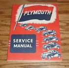 1936-1942 Plymouth Shop Service Manual 37 38 39 40 41