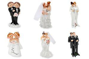 Same Sex Wedding Cake Topper Bride Groom Civil Ceremony Lesbian Gay Marriage