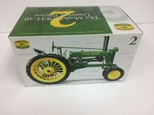 Unopened John Deere Collectors Center Precision Classic #2 BWH-40