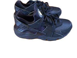 Mens Nike Air Huarache Trainers Size 9