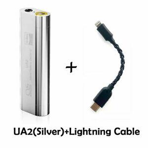 Shanling UA2  portable USB DAC/ ES9038Q2M HIFI Portable Headphone Decoder Cable
