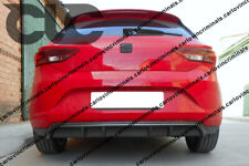 SEAT LEON MK3 5F FR REAR BUMPER SPOILER / DIFFUSER 2012-2016 ( FR only )