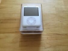 Brand New Factory Sealed  Apple iPod Nano 8 GB 3rd Generation Silver