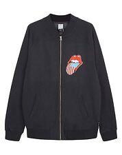 Rolling Stones - BOMBER JACKET - SIZE M - NEW
