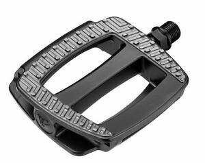 "VP Components Bike/Cycling Platform Pedals VP573 9/16"" Nylon Pair Black"