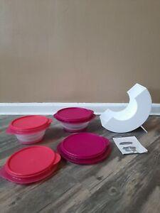 Tupperware Flat Out Seal Set