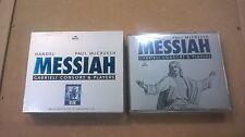 PAUL MCCREESH HANDEL MESSIAH GABRIEL CONSORT & PLAYERS CD BOXSET 50TH ANNIVERSAR