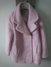 Next girl boucle coat 11-12 years VGC