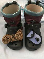 Crocs X Nicole Mclaughlin Campsite Clog Size Men 5 Women 7 New In Bag