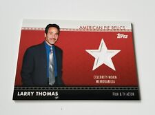 Topps American Pie Costume Card Larry Thomas