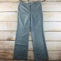 M27 J.Crew dress pants Favorite fit super 120's wool lightweight gray sz 4