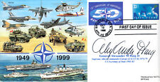 CC61g NATO FDC signed General HAIG Jr US Secretary of State
