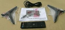 "Vizio Accessories Pack Stand Remote Manual Cable for D39H-D0 39"" Lcd Smart Tv"