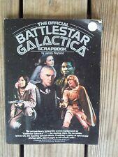 1978 Official Battlestar Galactica Scrapbook J 00004000 ames Neyland Grosset & Dunlap Ny
