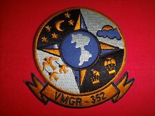 "Vietnam War Patch US Marine Aerial Refueler Transport Sq VMGR-352 ""THE RAIDERS"""