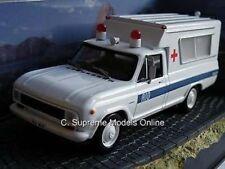 James Bond Chevrolet C-10 Ambulance Moonraker R. Moore Packaged Issue K8967q #