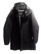 Lululemon Storm Field 3 In 1 Parka Black Goose Down Coat Size XL NWT $689