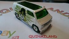 hot wheels Custom 77 Dodge Van 2017 Marvel (0041)