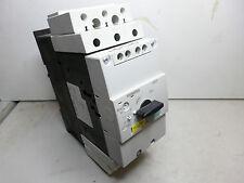 SIEMENS SIRIUS MOTOR BREAKER 43-63Amp Adjustable -- 3 PHASE -- 3RV1041-4JA10