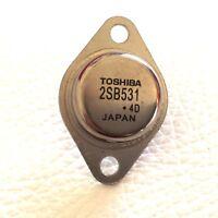 5 Pieces | 2SB531 PNP Silicon Power Transistor New Original TOSHIBA