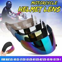 Motorcycle Visor Helmet Lens Anti-UV For HJC CL-16 CL-17 CS-15 CS-R1 CS-15 TR-1