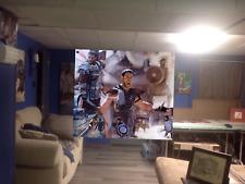 Huge 40x35 Gladiator Vinyl Banner Poster braveheart russell crowe art film movie