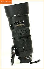 Nikon 80-200 mm F2.8D ED MK II Téléobjectif AF seul objectif zoom + GRATUIT UK ENVOI