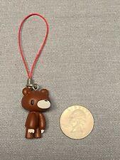 GLOOMY Bear plastic Keychain Japanese import