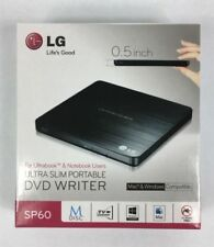 New LG Electronics 8X USB 2.0 Ultra Slim Portable DVD+/-RW External Drive