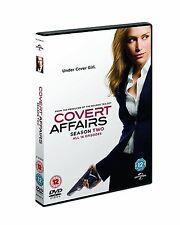 Covert Affairs Complete Series 2 DVD All Episode Second Season Original UK NEW R