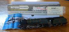 "Wrenn ""Duchess of Atholl"" Ltd Edition BR GREEN Locomotive W2405 Very Rare"