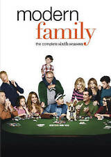 Modern Family: The Complete Sixth Season (DVD, 2015, 3-Disc Set)
