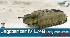 Dragon Armor 1/72 Scale WWII German Jagdpanzer IV L/48 astern Front 1944 60550